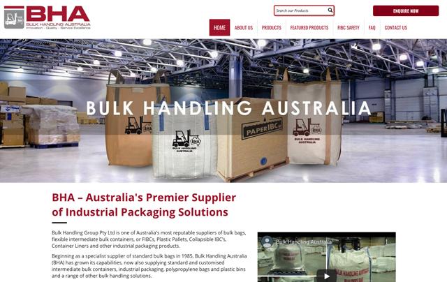 Bulk Handling Australia
