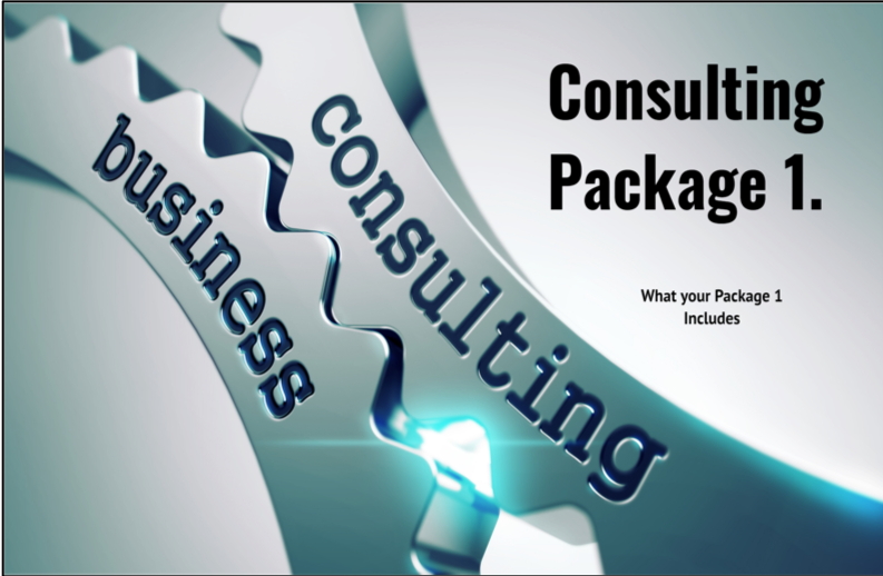 Consulting Package 1