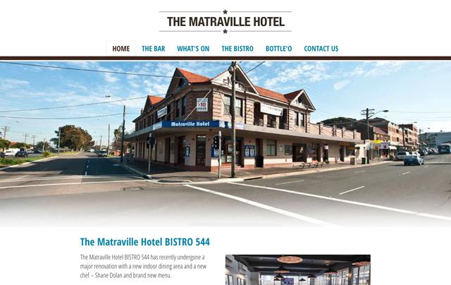 The Matraville Hotel