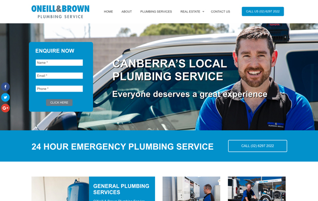 O'Neil & Brown Plumbing