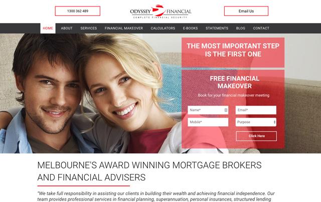 Odyssey Financial