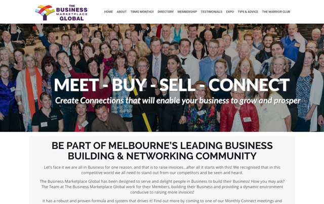 The Business Marketplace Global