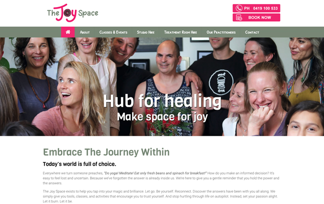 The Joy Space
